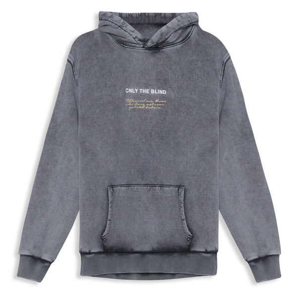 Essential Cotton Stonewash Sweatshirt