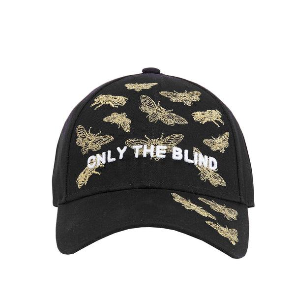 Black Bee Baseball Cap