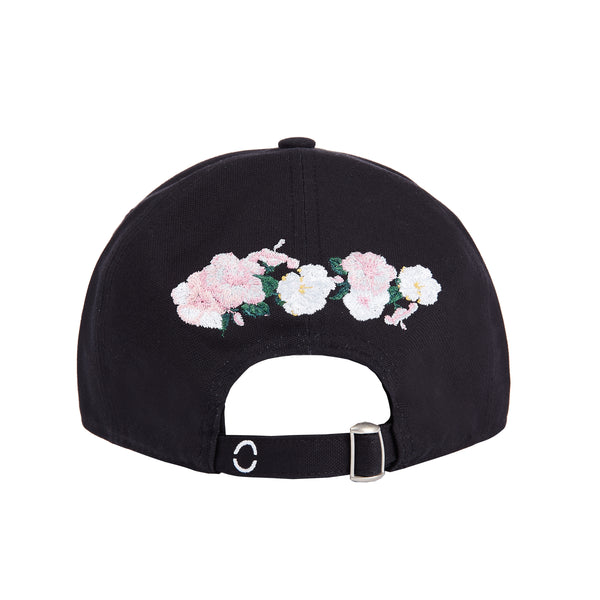 Black Hummingbird Baseball Cap