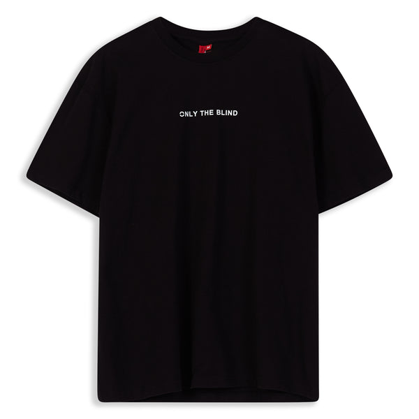 Essential Cotton Black T-Shirt