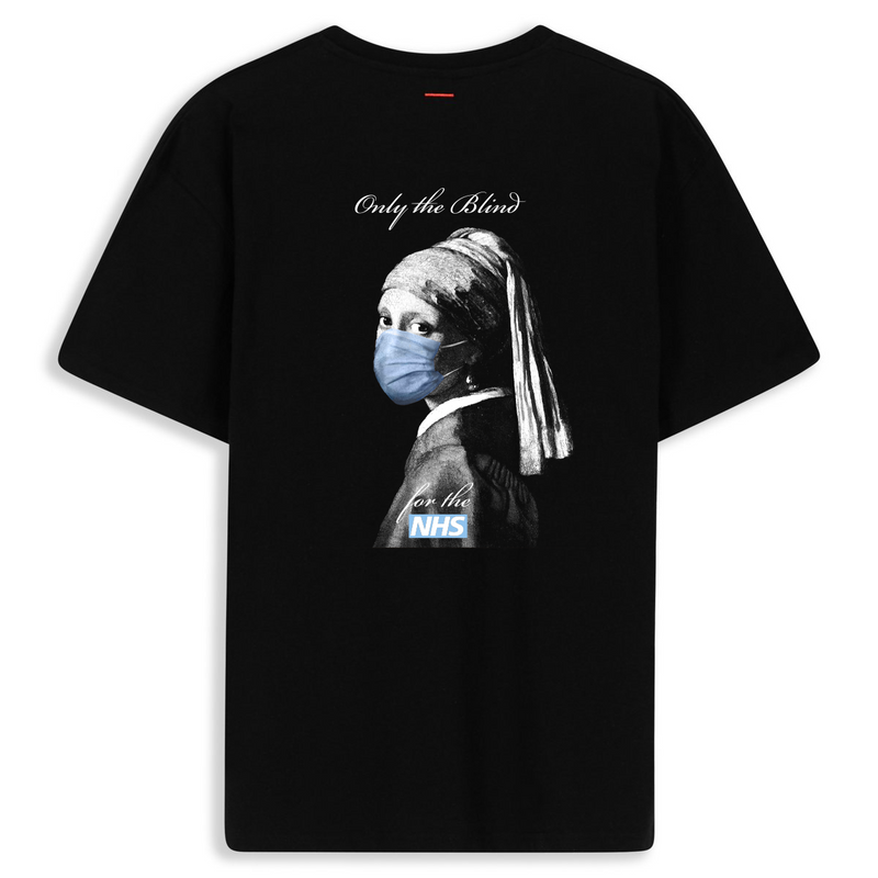 NHS Exclusive Black T-Shirt