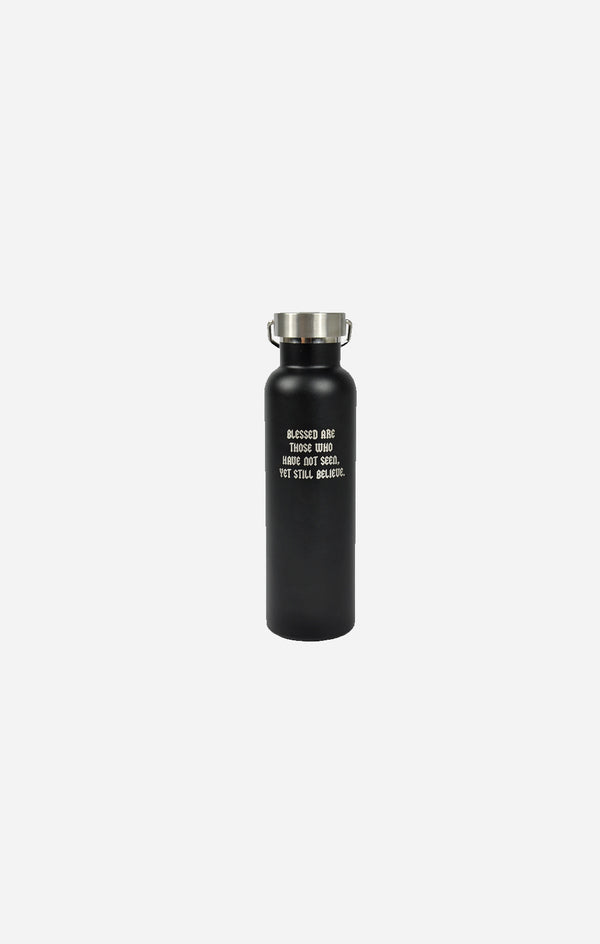 Statement Stainless Steel Flask