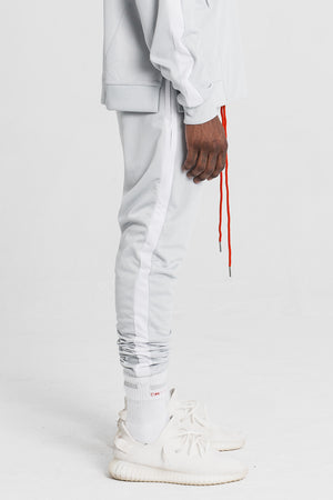 Glacier Grey Technical Track Pant by Only The Blind