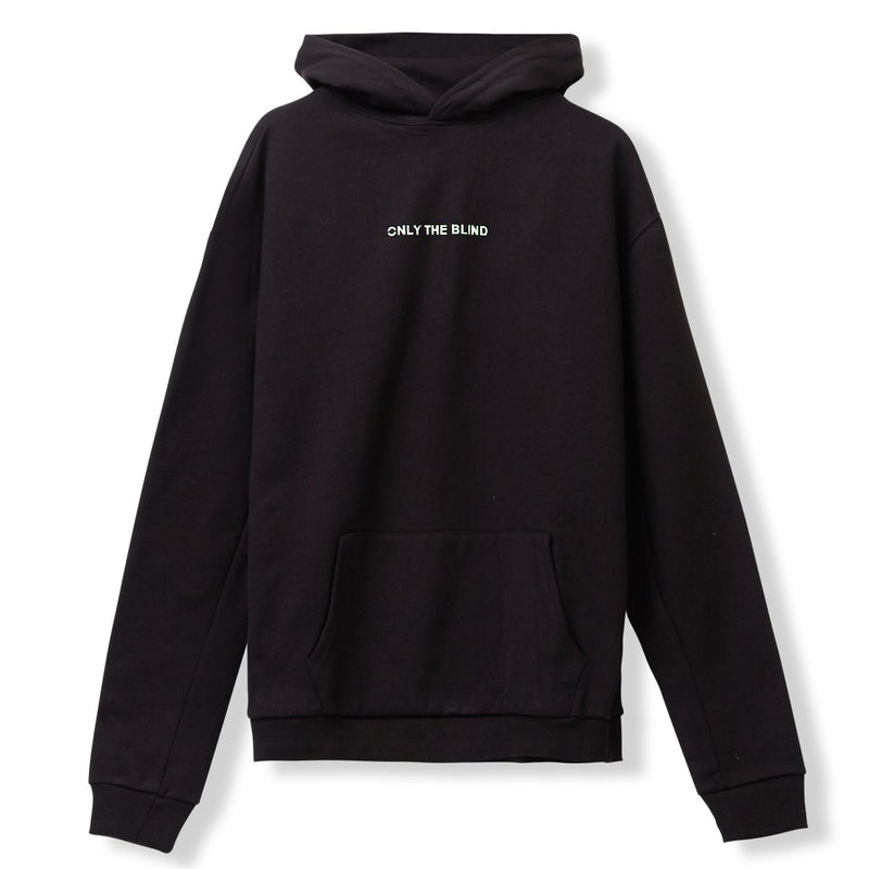 Essential Cotton Black Sweatshirt