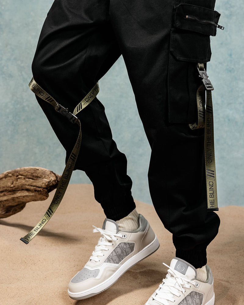 Woodland Strapped Cargos