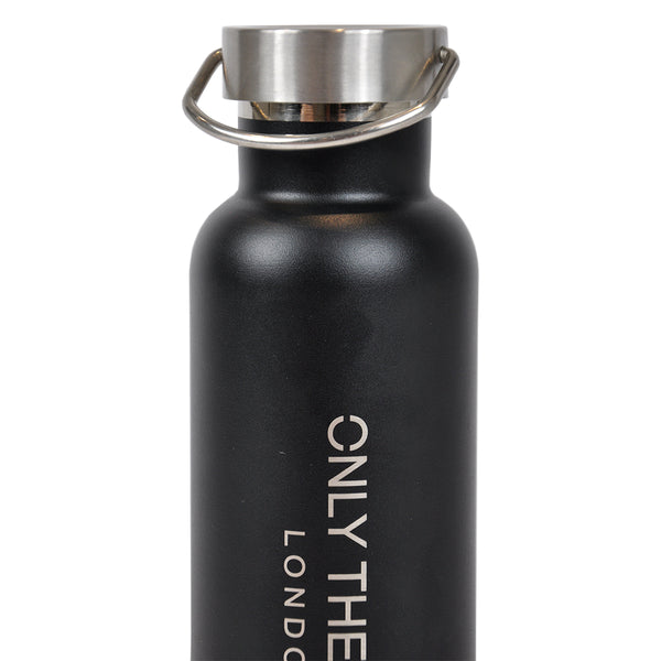 Signature Stainless Steel Flask