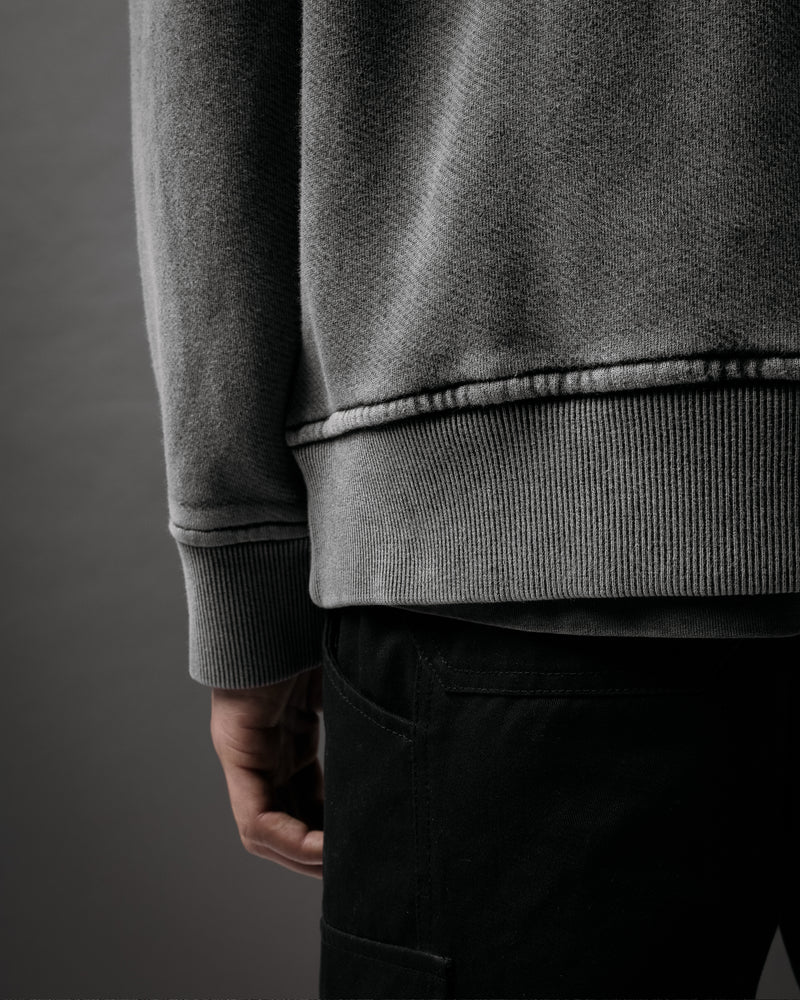 Stonewash Statement Sweatshirt