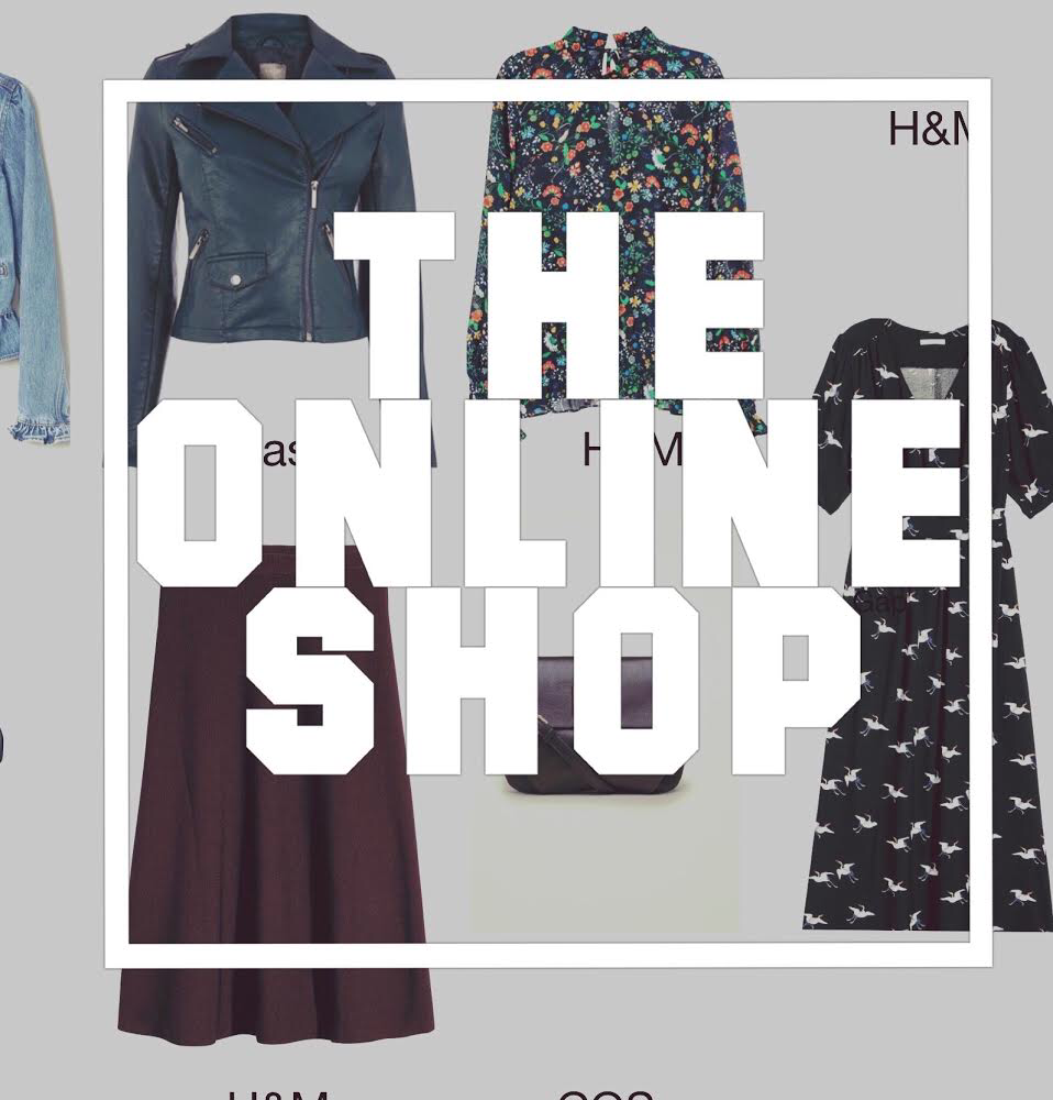 The online shop