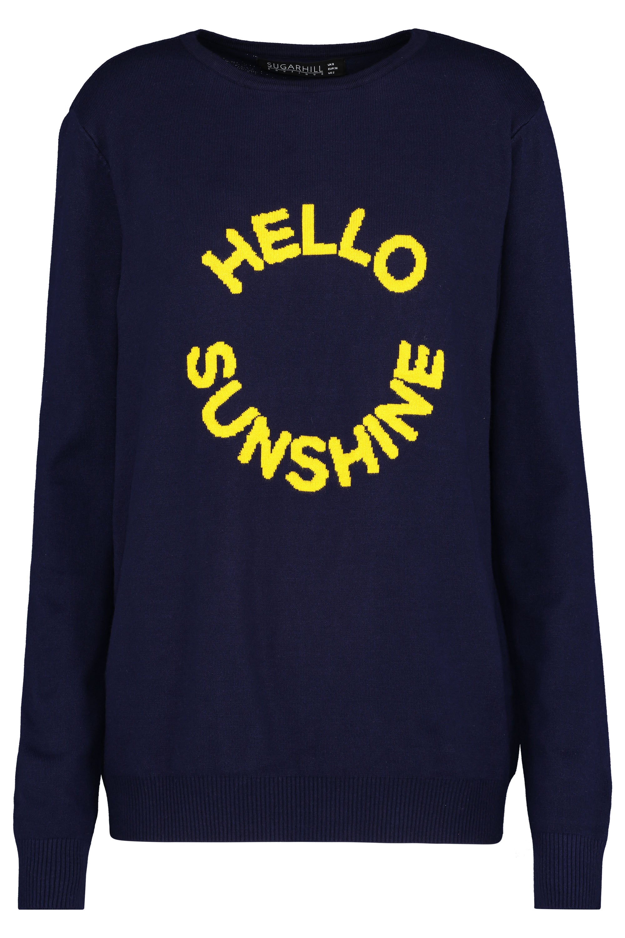 Hello Sunshine Jumper