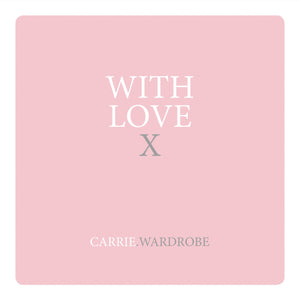 Wardrobe Edit and Personal Shopping gift voucher