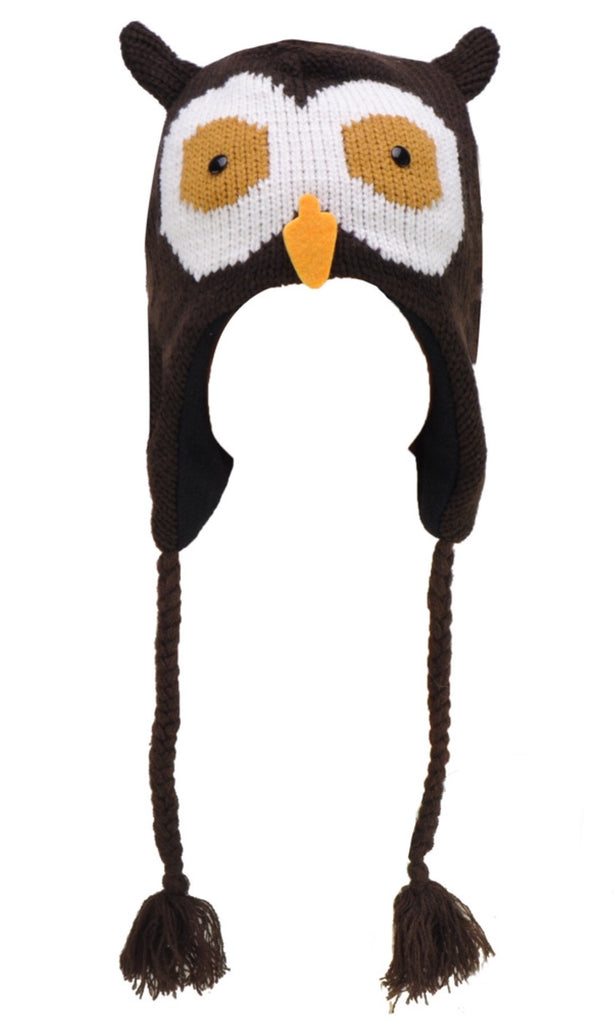 child Owl hat