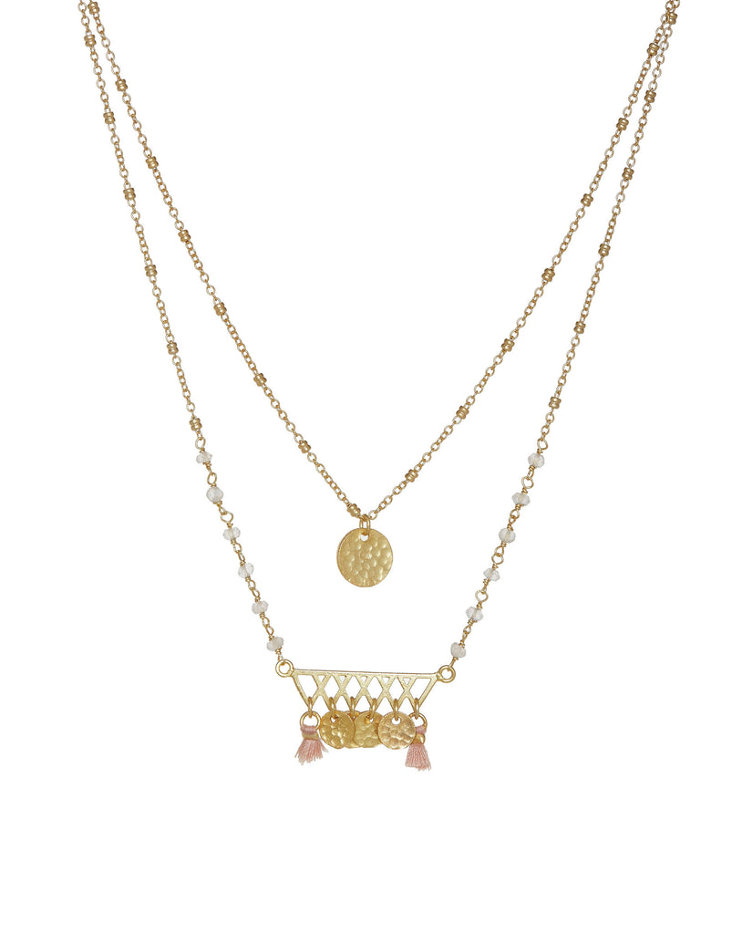 Caroussel Necklace