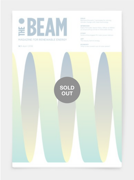 The Beam #1 - April 2016