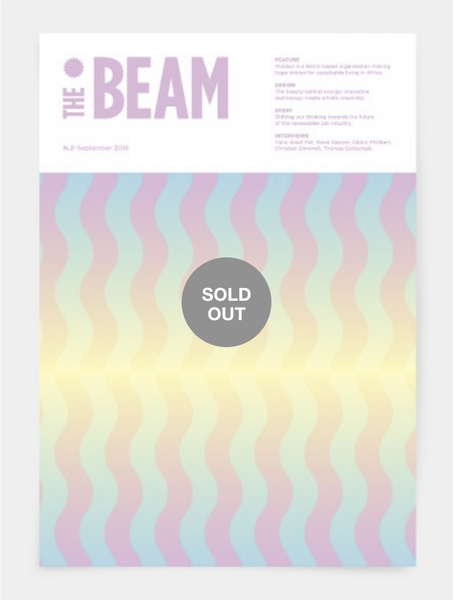 The Beam #2 - September 2016