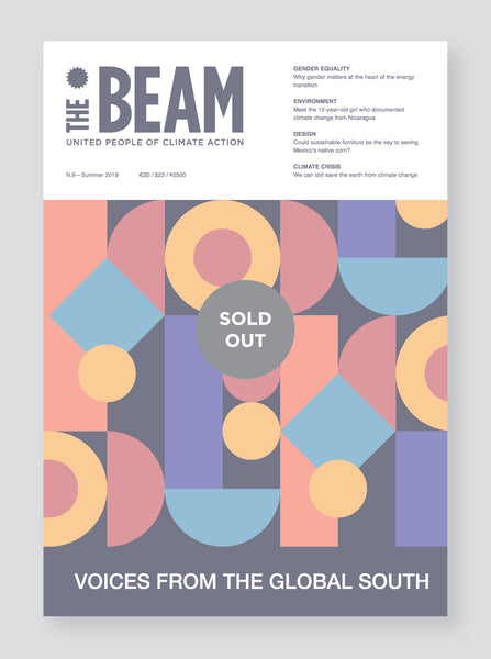 Get the three latest issues of The Beam Magazine (The Beam #9, #8 and #7)