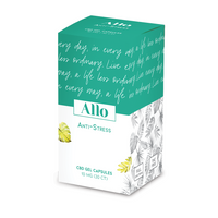 10mg Anti-Stress Gel Capsules - Allo