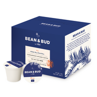 Bean & Bud Single Serve CBD Coffee Pods - RISE (360mg)
