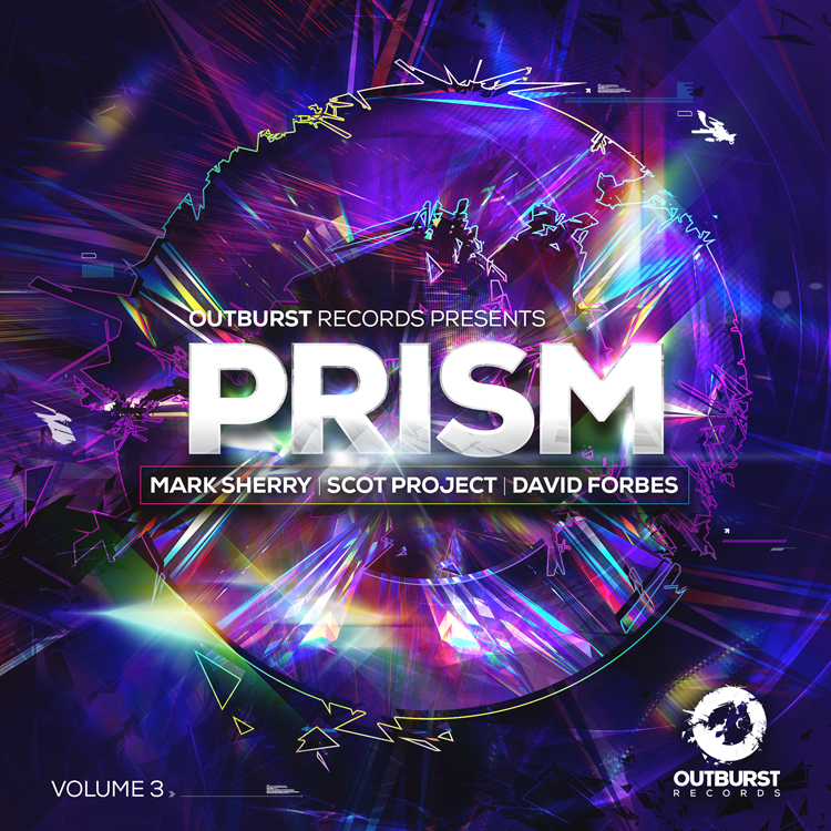 Prism Volume 3 (Mark Sherry, Scot Project, David Forbes)