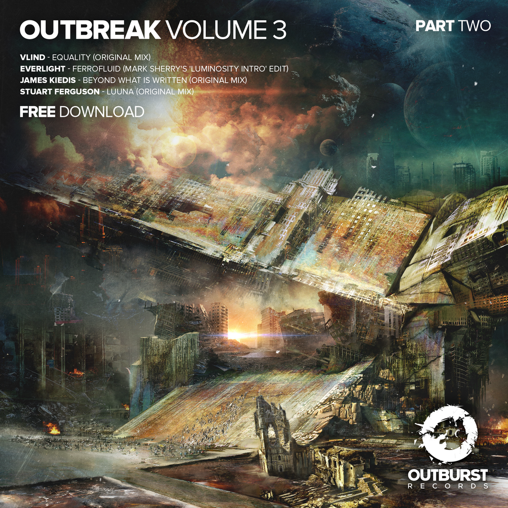 OUTBREAK Volume 3 (Part Two)