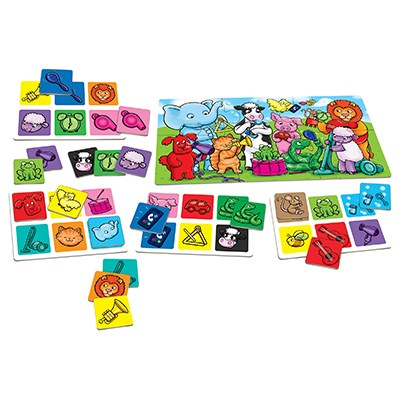 Orchard Toys - First Sounds Lotto