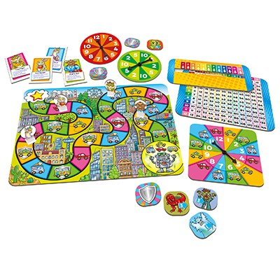 Orchard Toys - Times Table Heroes