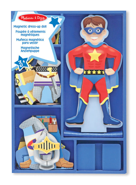 Melissa and Doug 'Billy Magnetic Dress-up Set'