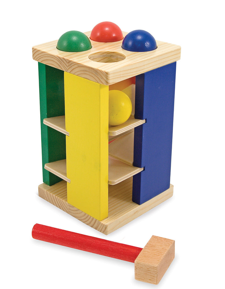 Melissa and Doug - 'Pound and Roll Tower'
