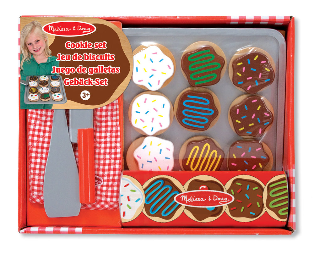 Melissa and Doug - Slice and Bake Cookie Set