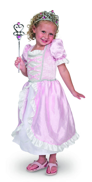 Load image into Gallery viewer, Melissa and Doug 'Princess Role Play Costume Set' (Pink)