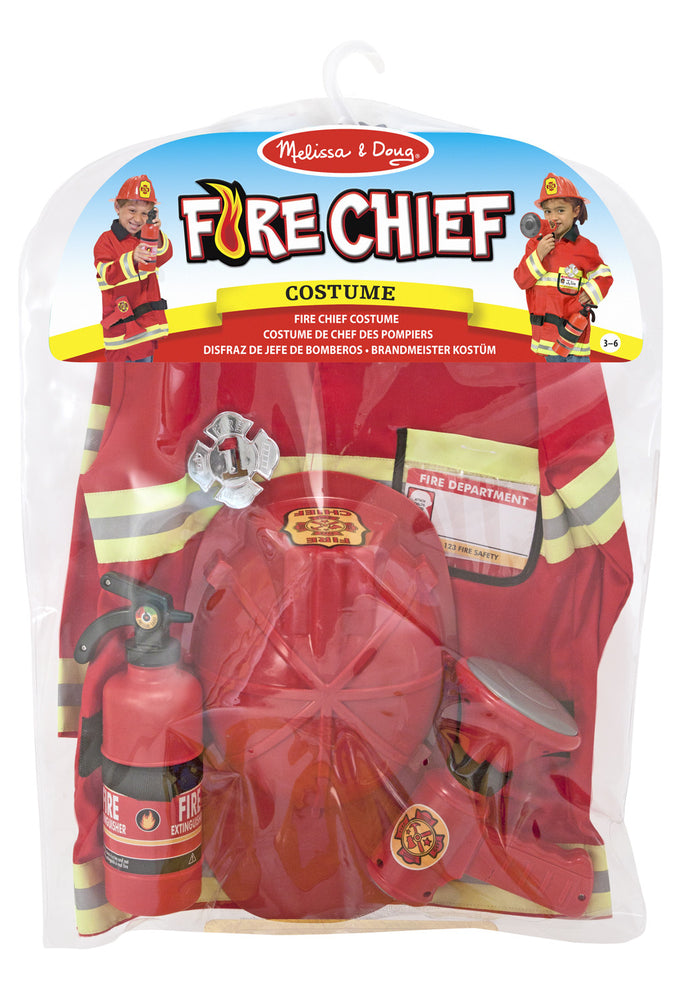 Melissa and Doug Fire Chief Role Play