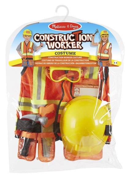Melissa and Doug 'Construction Worker'