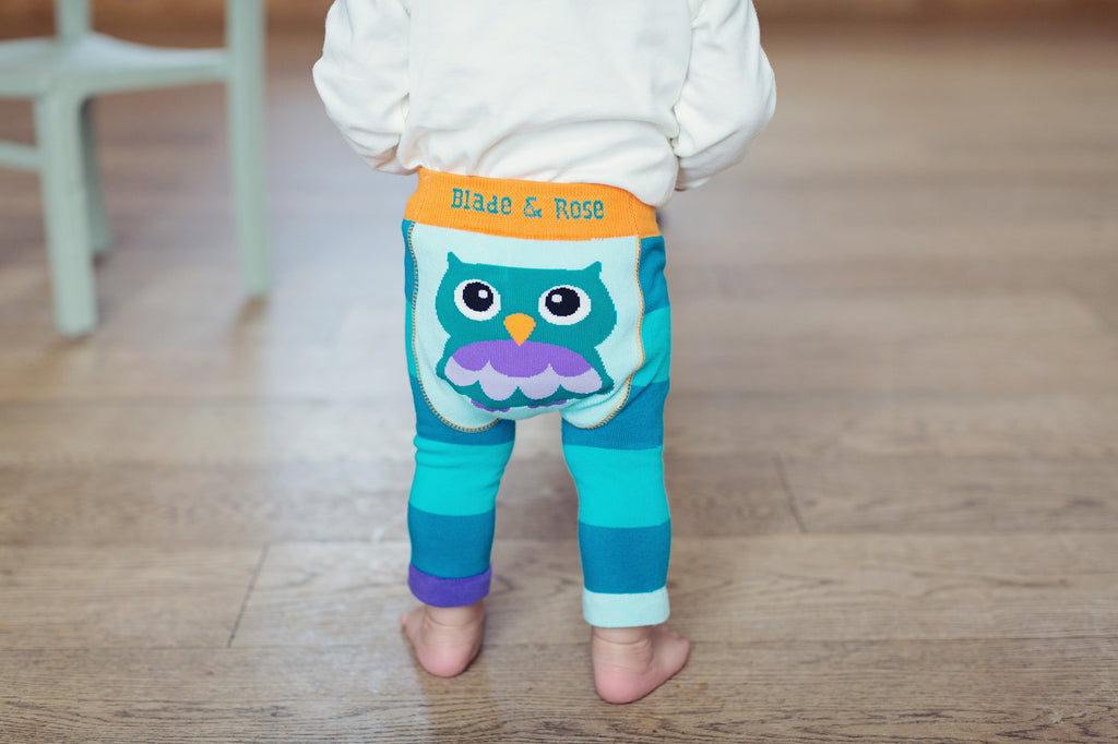 Blade and Rose Oheo Owl Leggings