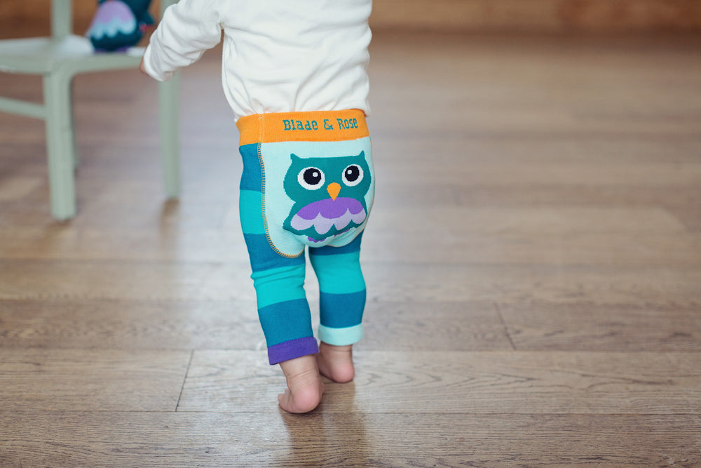 Blade and Rose - Oheo Owl Leggings
