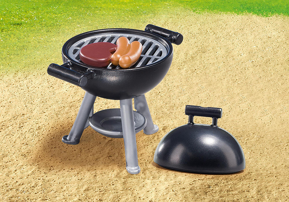 Playmobil - Backyard Barbecue Carry Case