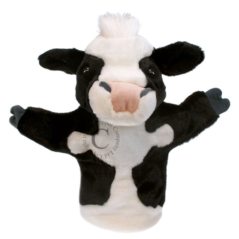 CarPet - Cow Glove Puppet