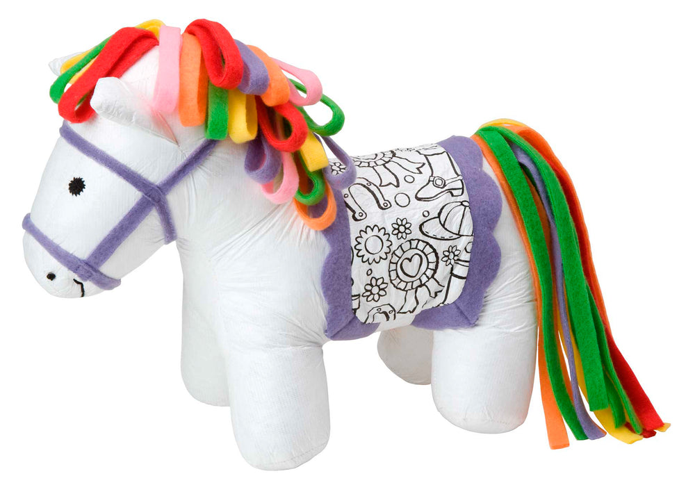 Load image into Gallery viewer, ALEX Toys - Craft Colour and Cuddle Pony