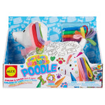 ALEX Toys - Craft Colour and Cuddle Washable Poodle