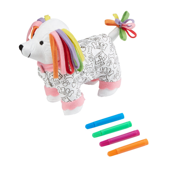 ALEX Toys Craft Colour and Cuddle Washable Poodle