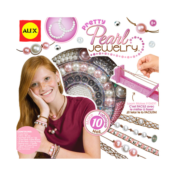 ALEX - DIY Pretty Pearl Jewellery