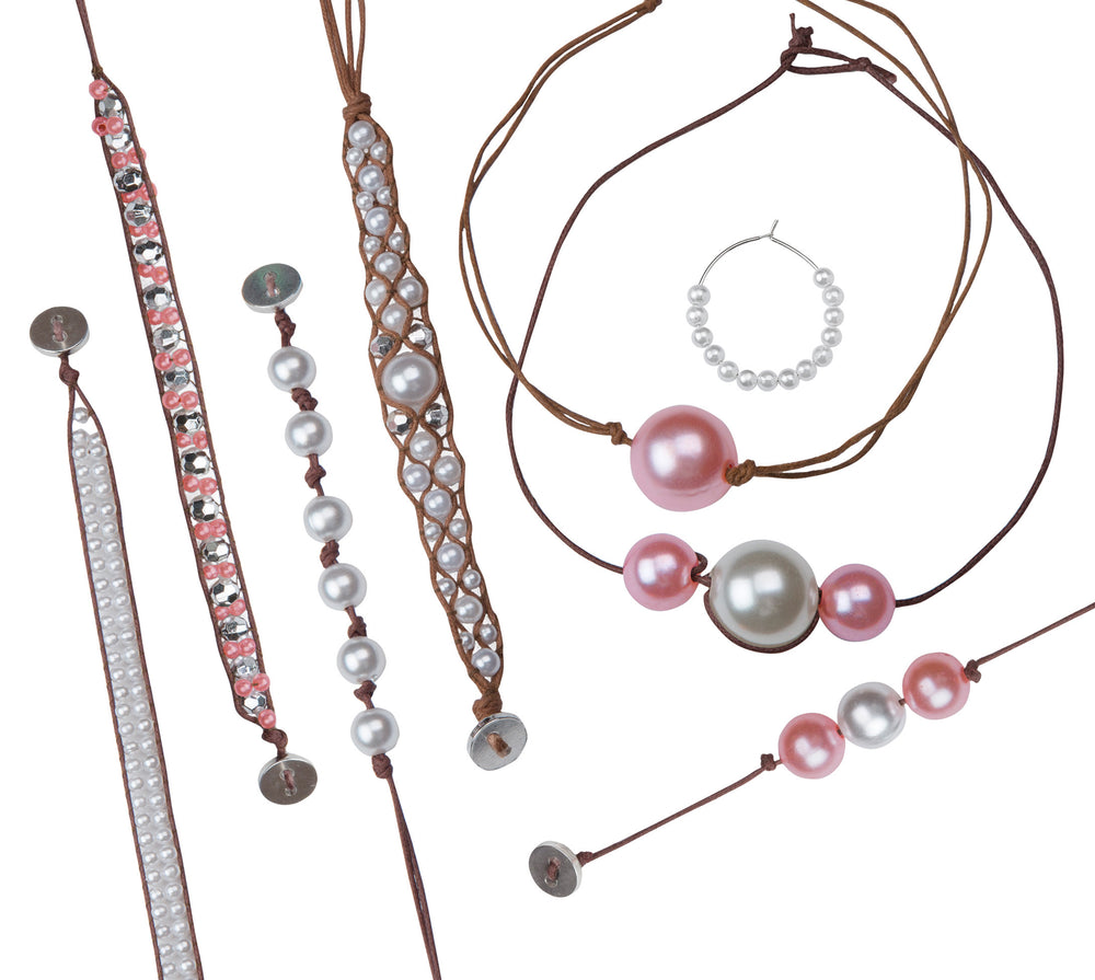 Load image into Gallery viewer, ALEX - DIY Pretty Pearl Jewellery