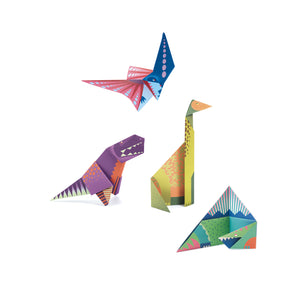 Load image into Gallery viewer, Djeco - Origami; Dinosaurs