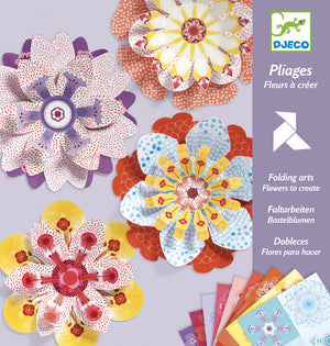 Load image into Gallery viewer, Djeco - Paper Creations; Flowers to Create
