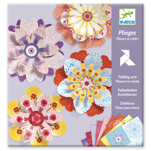 Djeco - Paper Creations; Flowers to Create