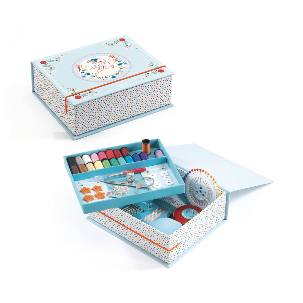 Djeco - Sewing Accessories; My Sewing Box