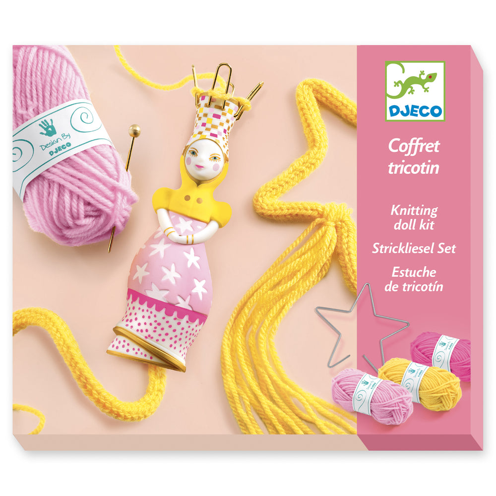 Djeco - French Knitting; Princess
