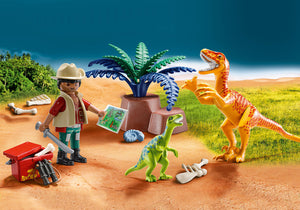 Playmobil - Dino Explorer Carry Case