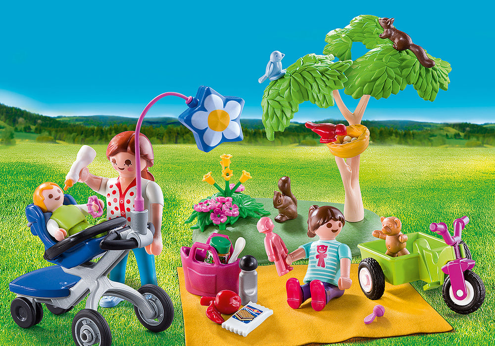Playmobil - Family Picnic Carry Case