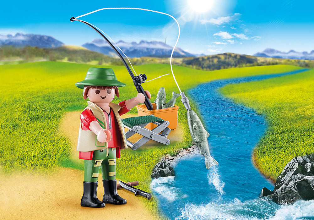 Playmobil - Fisherman