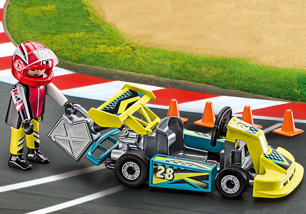 Playmobil - Go-Kart Racer Carry Case