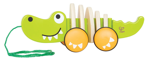 Hape Walk-A-Long Crocodile